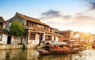 Asian river