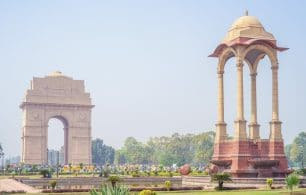 Gate - India -Delhi