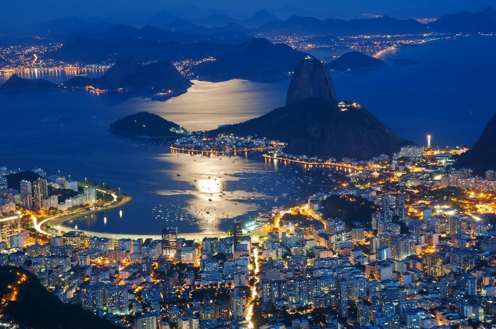 rio de janeiro brazil night shutterstock 134907293 fundcalibre