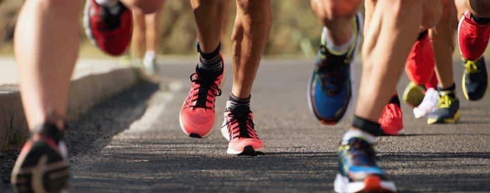 running legs
