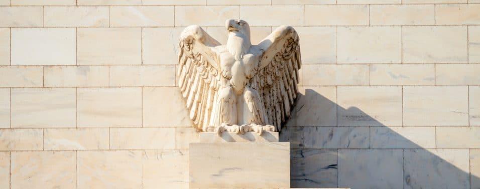 federal reserve eagle