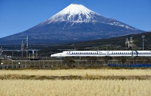 Train in Japan