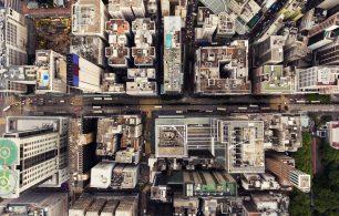 Cityscape Hong Kong