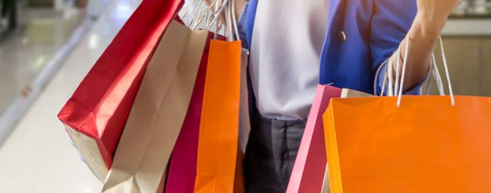 Shopping sale bags