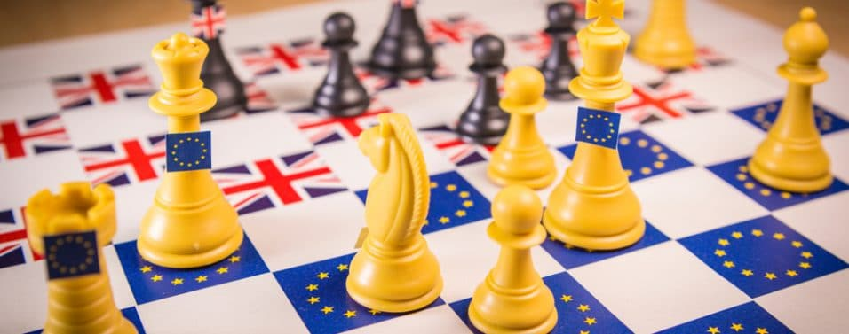 Brexit chess strategy