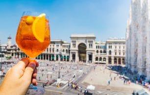 Italy spritz