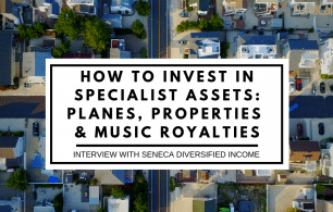investing in planes, property and music royalties