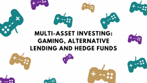 Premier Diversified Growth title card with video game controllers